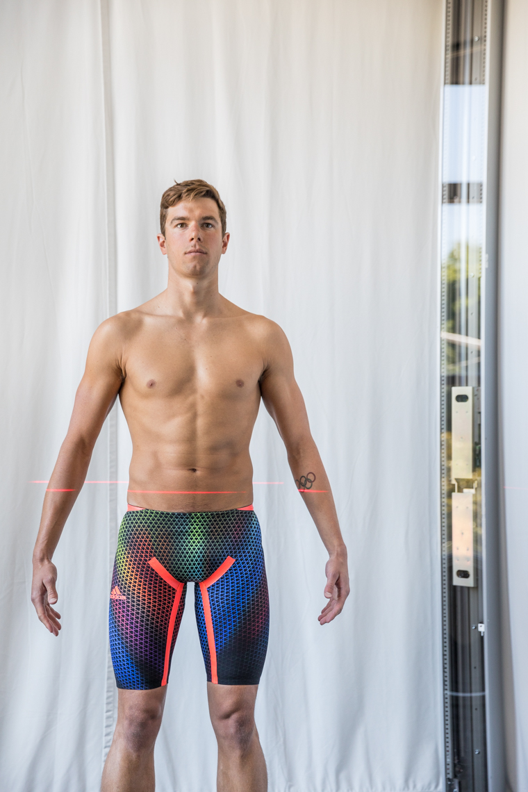 Josh Prenot for Adidas Swimming Active Photographer Rich Crowder